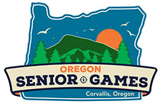 Oregon Senior Games Logo