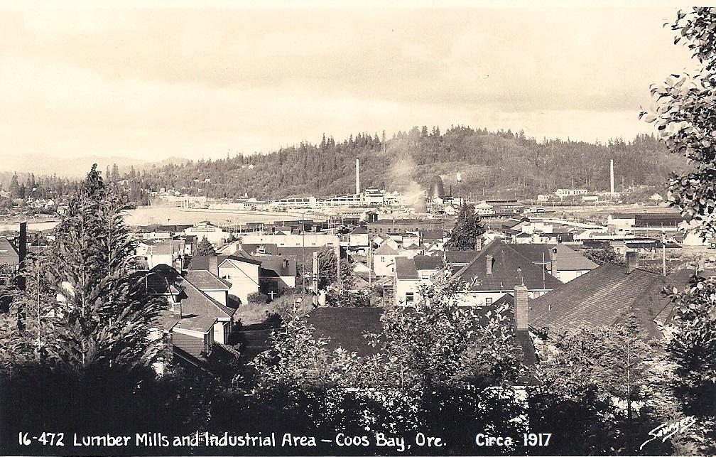 Coos Bay 1917