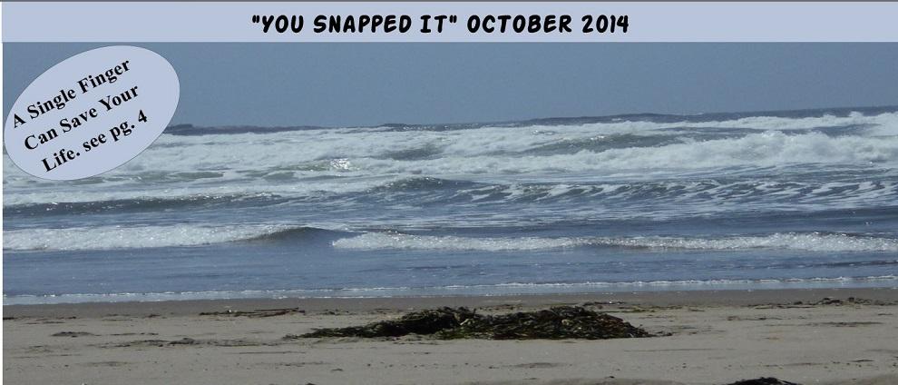 Banner for October 2014