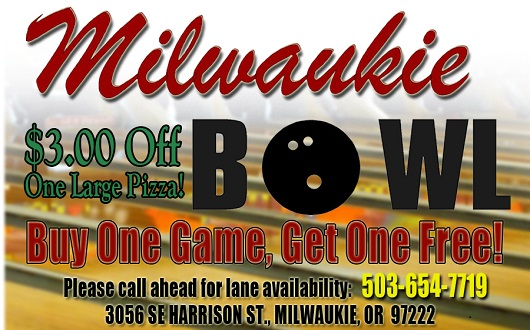Milwaukie Bowl