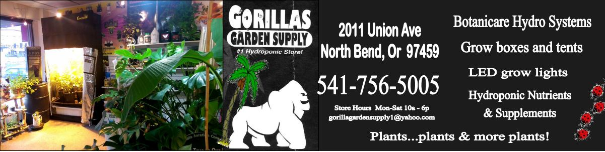 Gorilla's Garden Supply