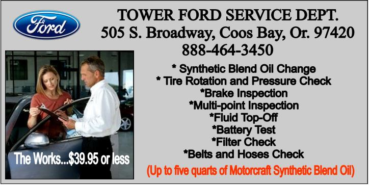 Tower Ford