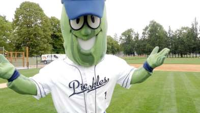 Image result for Portland Pickles