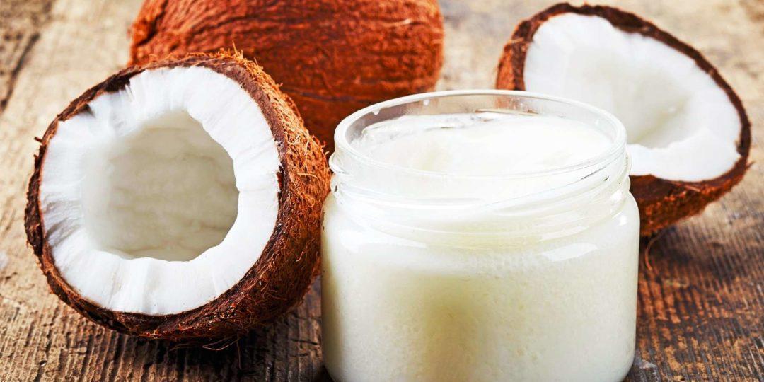 Кокос жаңғағы және кокос кремі