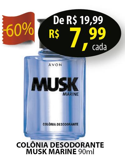 AVON MUSK MARINE MAS COL DESOD 90ML