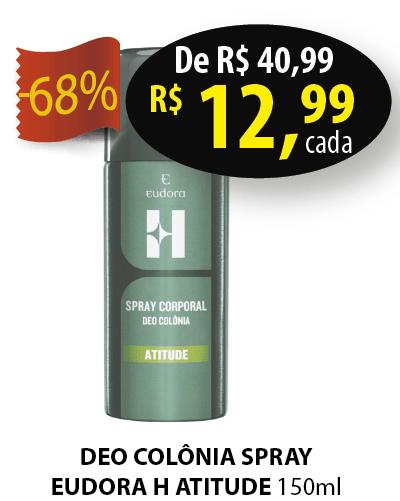 EUD H DEO COL SPR CPO ATITUDE 150ML