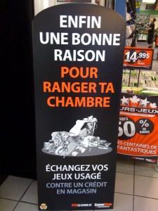 EB Games, Carrefour Angrignon, 23 juillet 2009