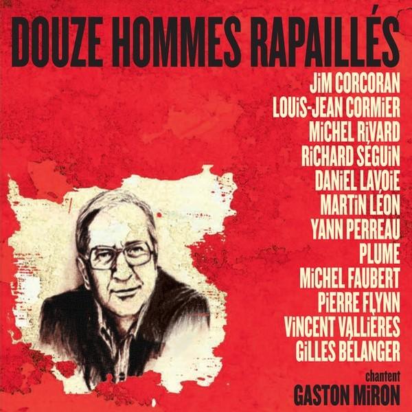 Douze hommes rapaillés (2008), pochette