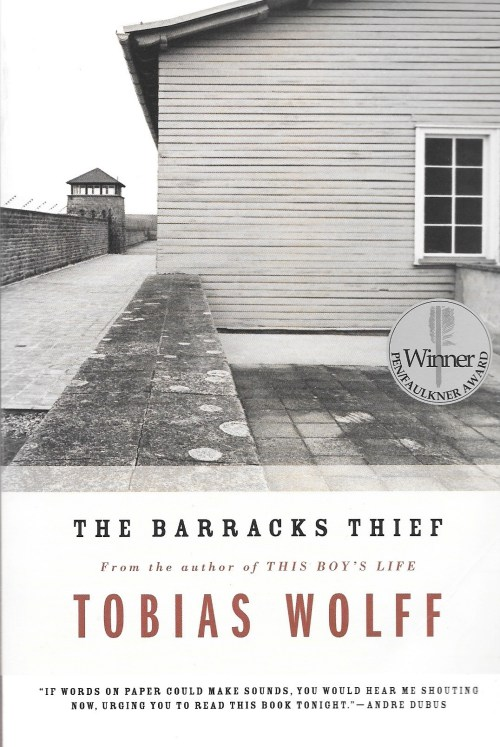Tobias Wolff, The Barracks Thief, 1984, couverture