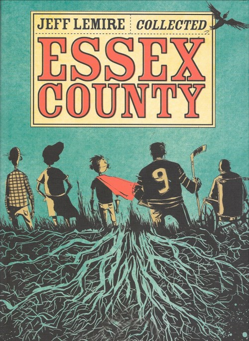 Jeff Lemire, Essex County, 2009, couverture