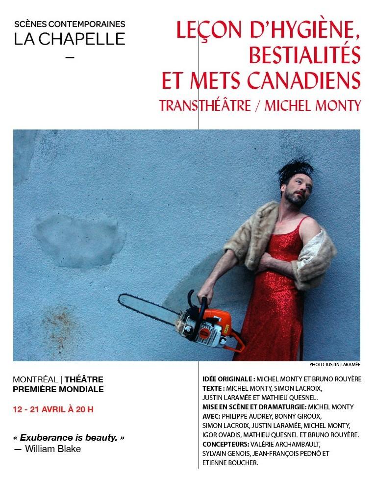 Histoire de la littérature québécoise contemporaine 101