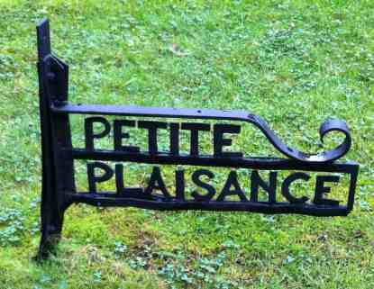 Petite Plaisance, Norheast Harbor, Mount Desert, Maine, U.S.A.