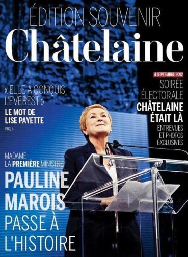 Châtelaine, septembre 2012