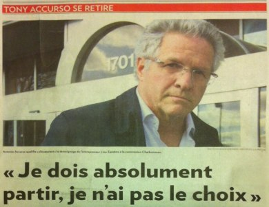 Tony Accurson «part»