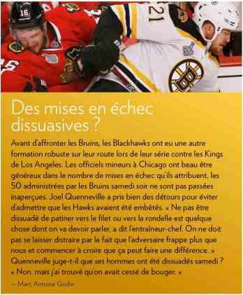 La Presse+, 17 juin 2013
