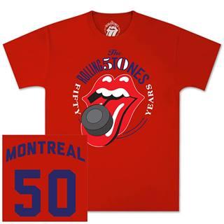 La rondelle des Rolling Stones (Montréal, 2013)