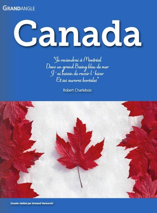 Magazine, Lion, 662, 2013, dossier «Canada»