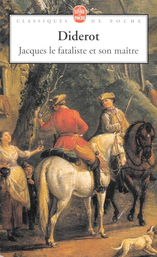 Denis Diderot, Jacques le fataliste, éd. de 2000, couverture