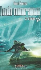 Bob Morane au Québec, 2012, couverture