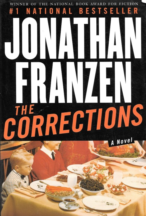 Jonathan Franzen, The Corrections, 2001, couverture