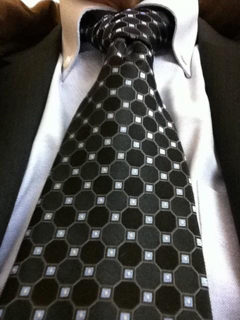 Histoire de cravates (1/2)