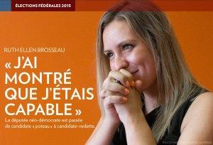 La Presse+, 24 août 2015