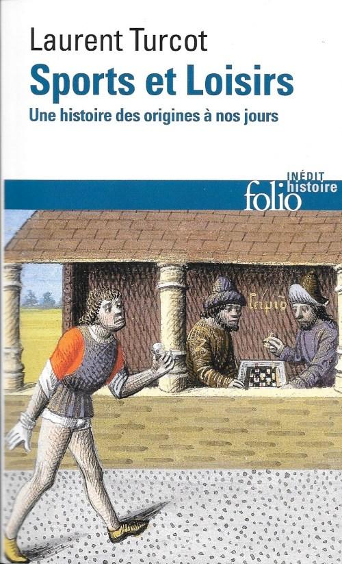 Laurent Turcot, Sports et loisirs, 2016, couverture