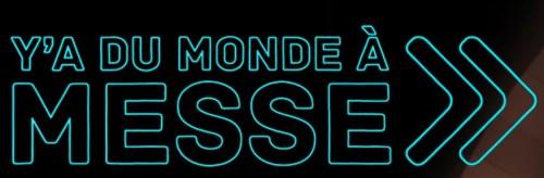 Y'a du monde à messe, Télé-Québec, logo