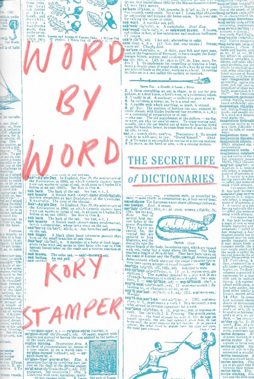 Kory Stamper, Word by Word, 2017, couverture