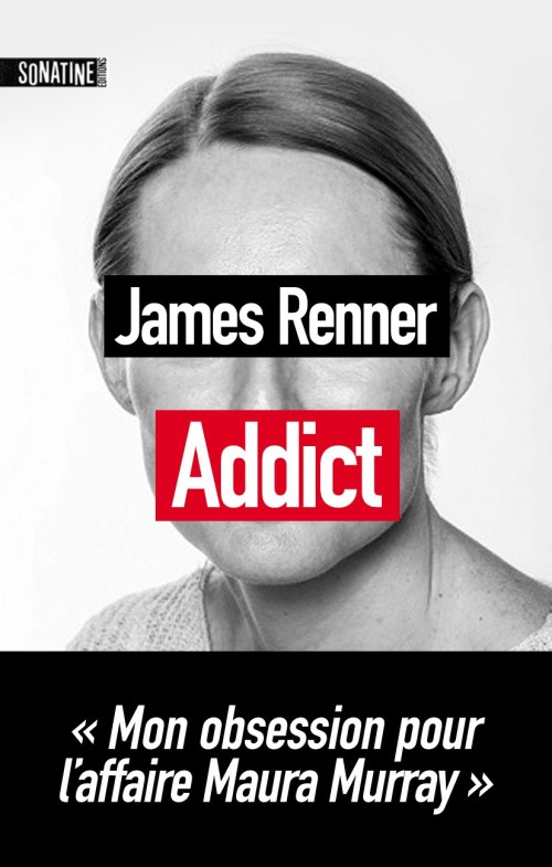 James Renner, Addict, 2017, couverture