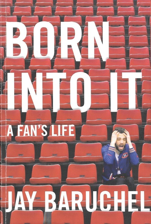 Jay Baruchel, Born into It, 2018, couverture