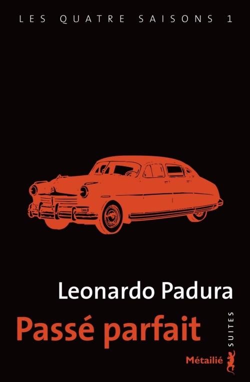 Leonardo Patura, Passé parfait, 2014, couverture