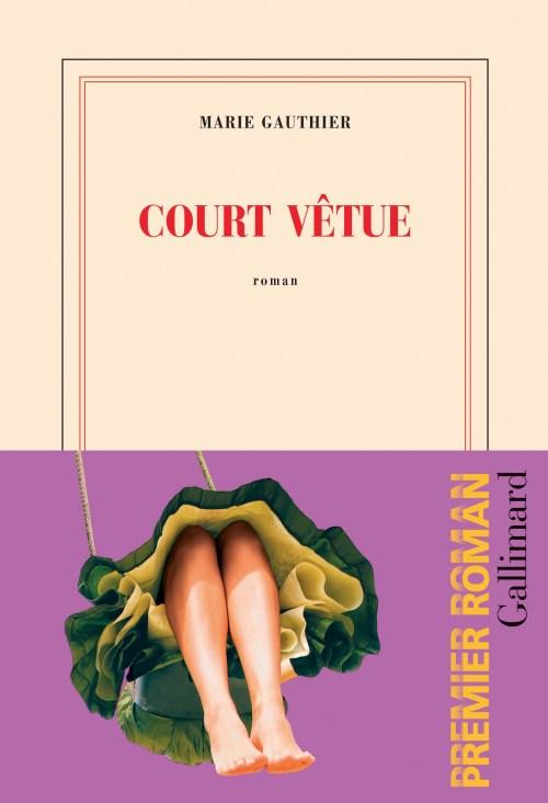 Marie Gauthier, Court vêtue, 2019, couverture