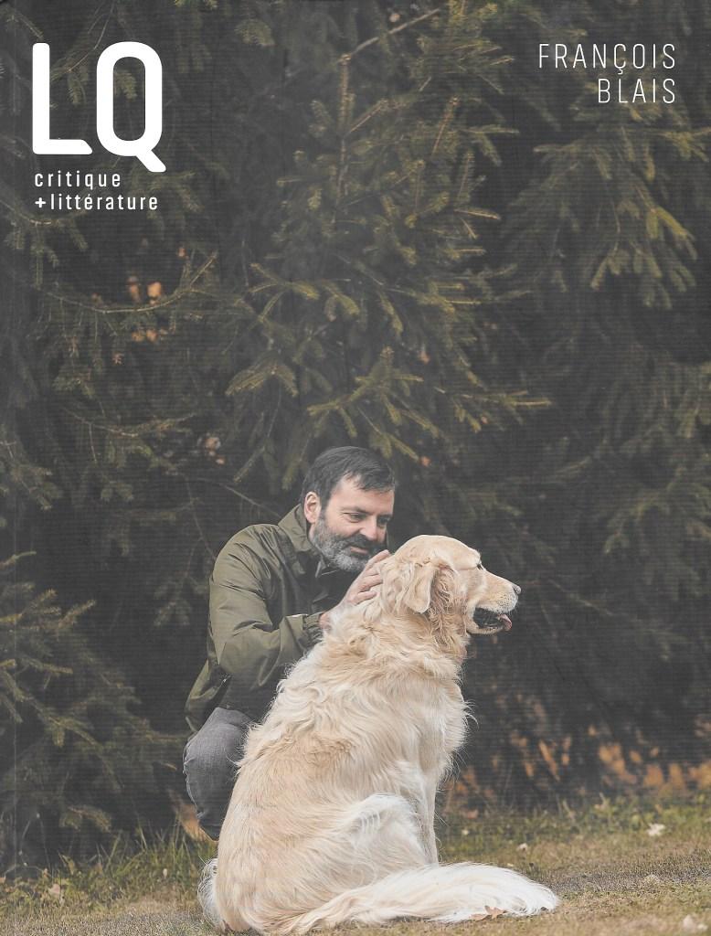 Lettres québécoises, 176, hiver 2019, couverture