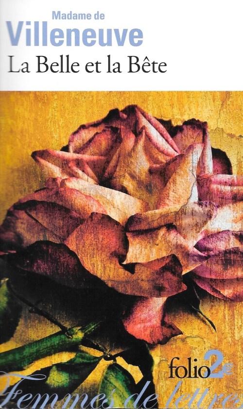 Mme de Villeneuve, la Belle et la Bête, éd. de 2010, couverture