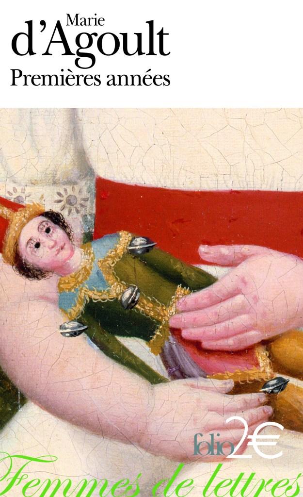 Marie d'Agoult, Premières années (1806-1827), éd. de 2009, couverture