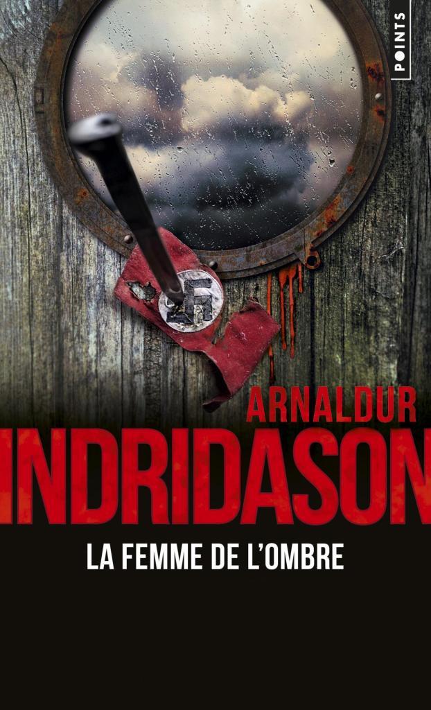 Arnaldur Indridason, la Femme de l'ombre, 2018, couverture