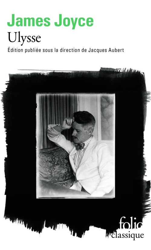 James Joyce, Ulysse, éd. de 2013, couverture