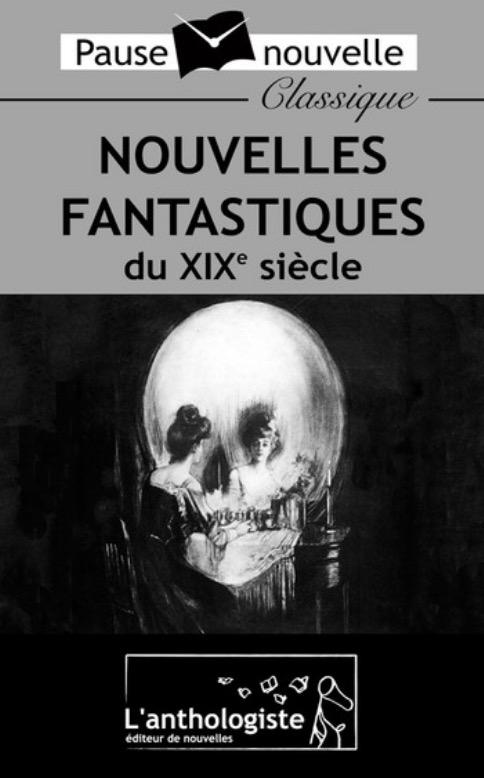 Nouvelles fantastiques du XIXe siècle, 2012, couverture