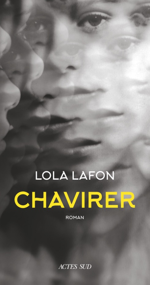 Lola Lafon, Chavirer, 2020, couverture