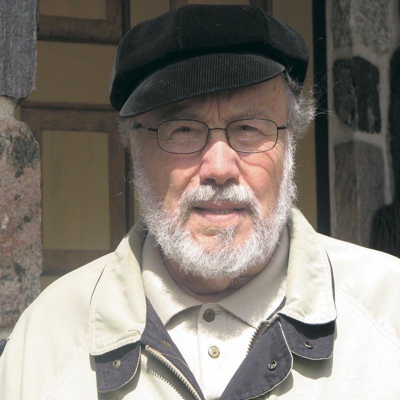 Portrait de Laurent Mailhot (1931-2021)