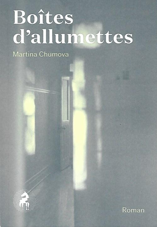Martina Chumova, Boîtes d'allumettes, 2020, couverture