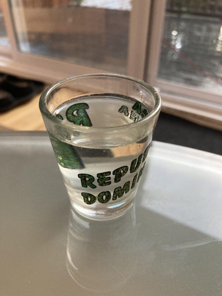 Verre pour boire un(e) shot