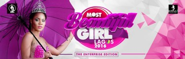 be the most beautiful girl lagos 2016