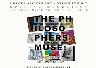 The Philosopher's Muse: An Alternate Art Exhibition