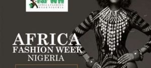 African Fashion Week Nigeria 2016 is Happening this July