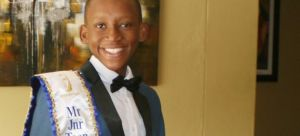 Mr Teen World is This Handsome African Boy