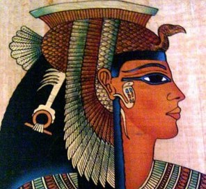 Queen Cleopatra Beautiful and Powerful African Queens