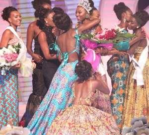 Queen Ruth Quarshie Crowned Winner Miss Universe Ghana 2017