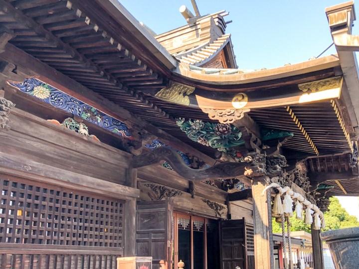 上州板倉・総本宮雷電神社